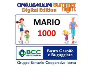 "-7 alla Cinque Mulini Summer Night ""Digital Edition"""