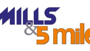 5Mills&5Miles - Orari manifestazione