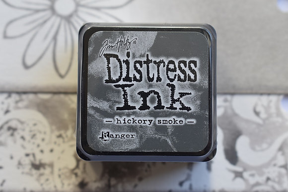 Distress Hickory smoke