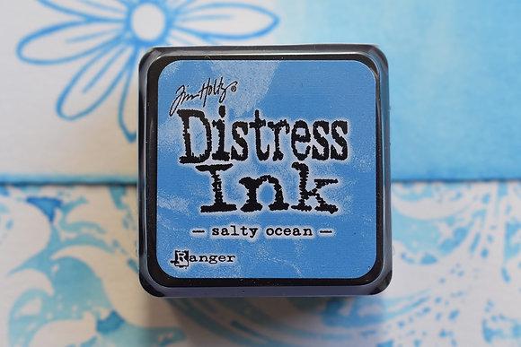 Distress Salty ocean