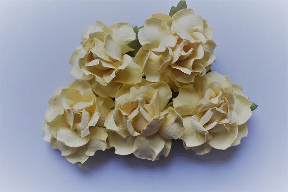 Rose 3,5 cm (x5)