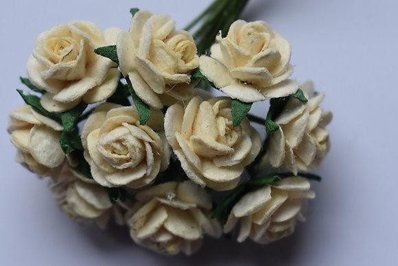 Roses 1 cm (x10)