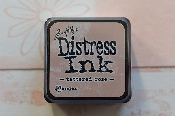 Distress Tattered rose