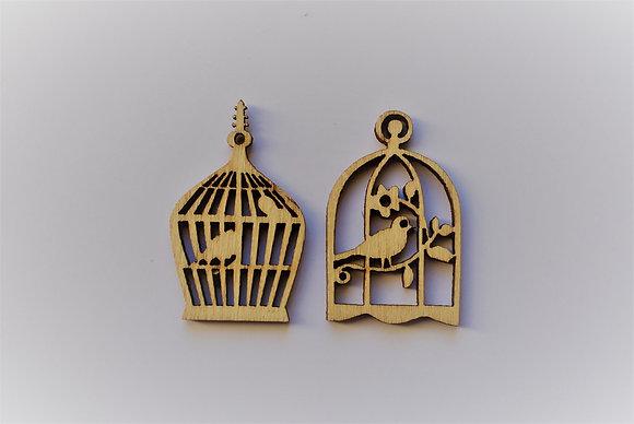 Petites cages x2