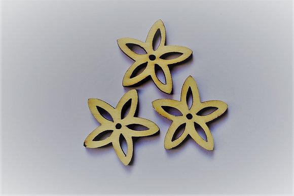Fleurs x3