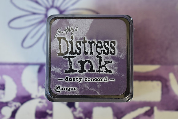 Distress Dusty concord