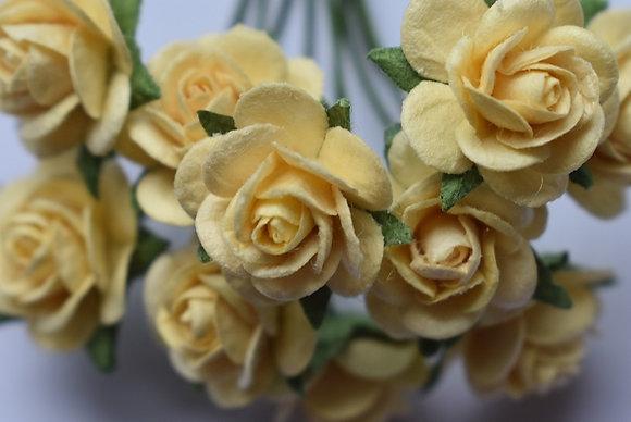 Roses 1,5 cm (x10)