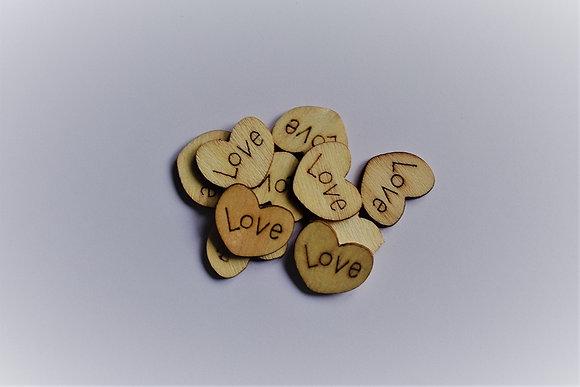 Coeurs x10