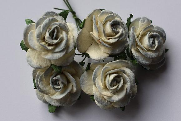 Roses 2,5 cm (x5)