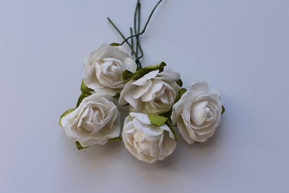 Roses 2 cm (x5)