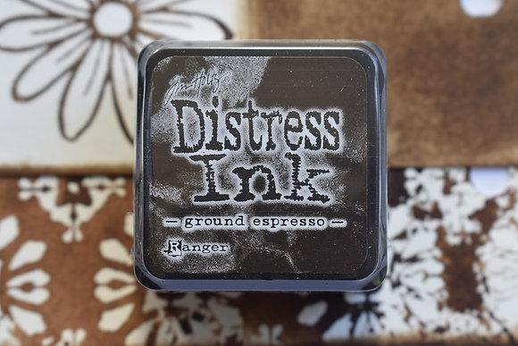 Distress Ground espresso