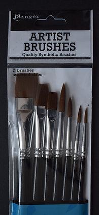 Artist set brush