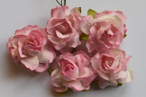 Rose 3 cm (x5)