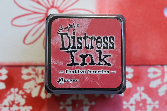 Distress Festive berries