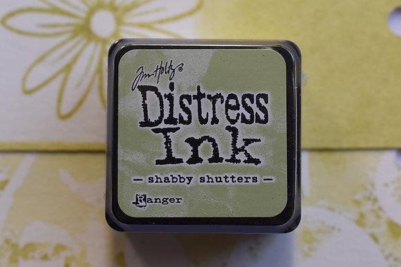 Distress Shabby shutters
