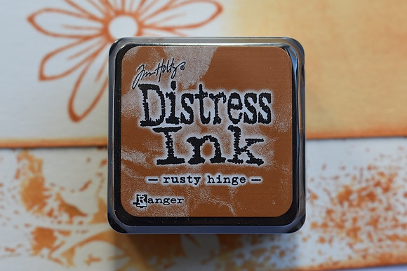 Distress Rusty hinge