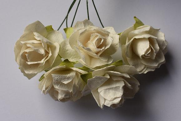 Roses 3 cm (x5)