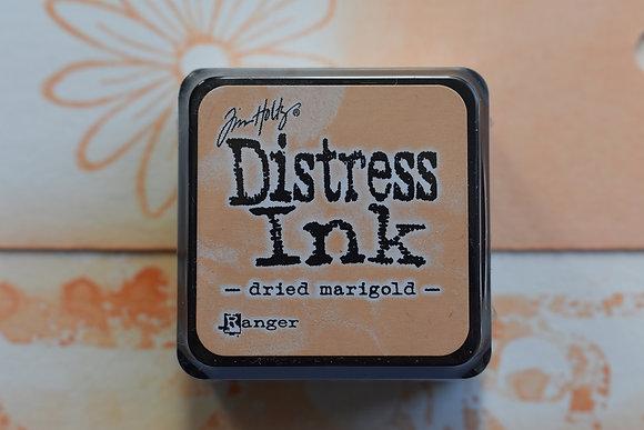 Distress Dried marigold