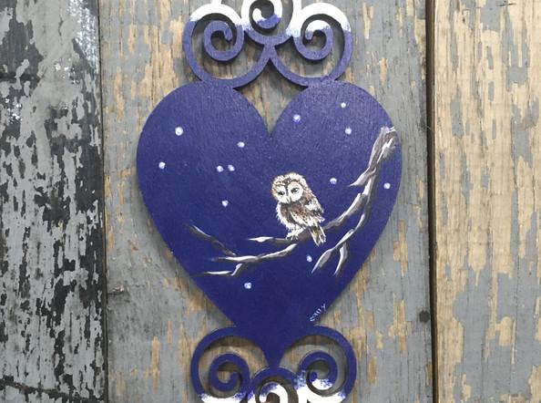 Tawny Owl Decoration