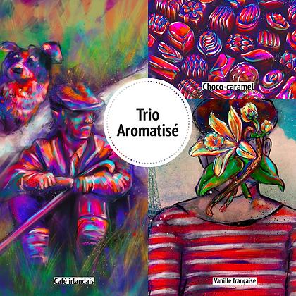 Trio aromatisé (3 x 340G)