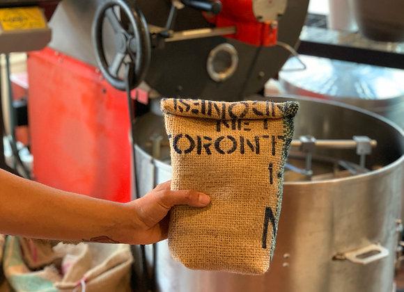 Sac réutilisable pour café vrac