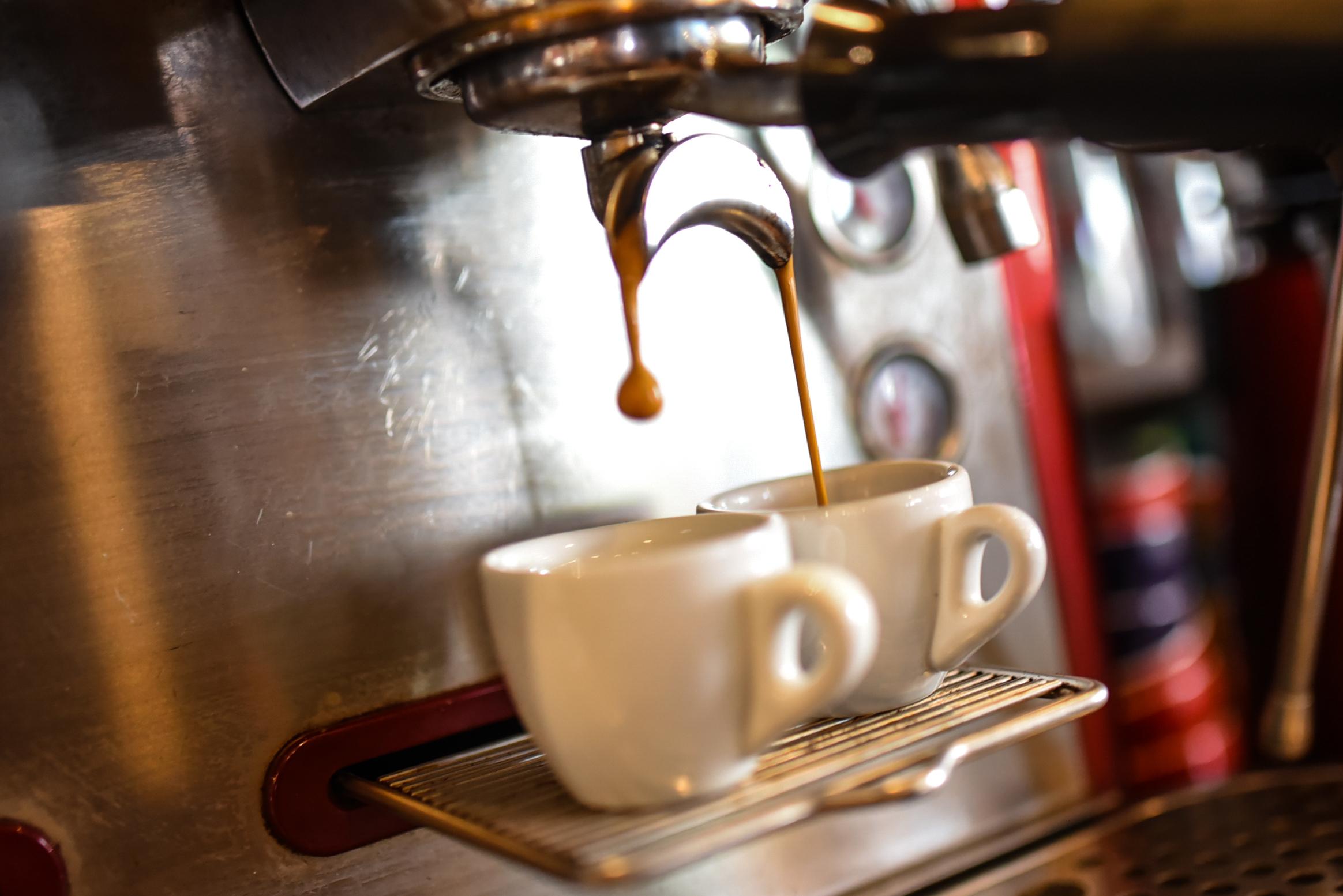 Un petit Espresso