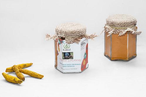 Organic Turmeric Jar