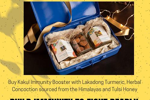 Organic Immunity Boosters