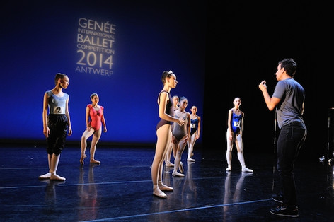The Genee Ballet Competition