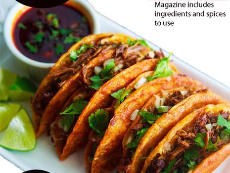 Delicios Food Magazine