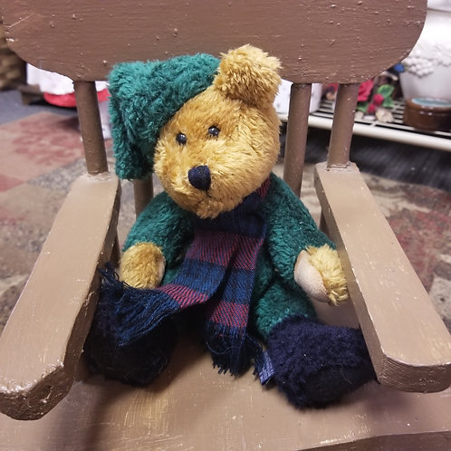 Plush: Boyd's bears 1997 Emmett Elfberg