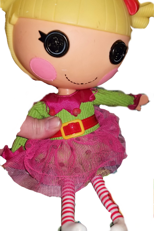 Lalaloopsy Holly Sleighbells Full Size Doll – Dressed w/ Shoes