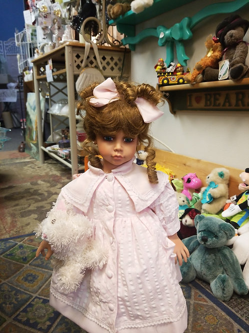 "Cracker Barrel Exclusive ""Hannah"" Doll! 22"""
