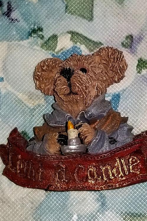 Pin: Boyds Bears & Friends™ Bearwear© Pin - Brooch Shine the Light