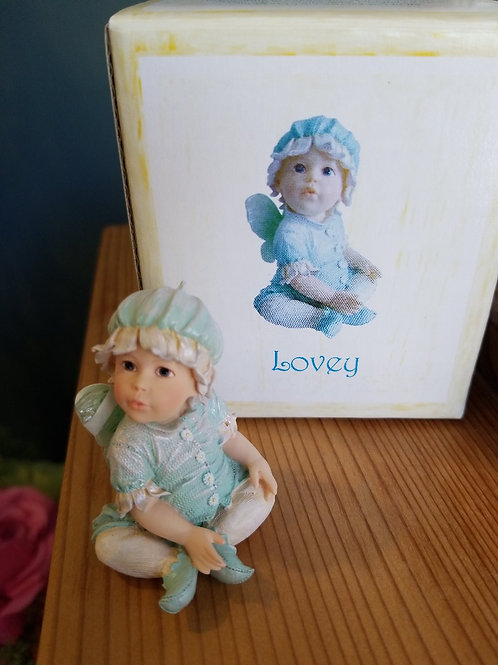 "2004 2nd Edition Faerie Tots ""Lovey"""