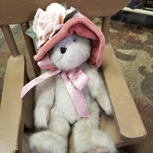 Plush: Boyd's Bear Rosanna Debeary Victorian Hat