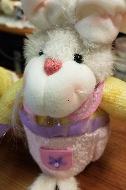 Decoration: plush,18.5 inch Long-Legged Bunny Rabbit Girl