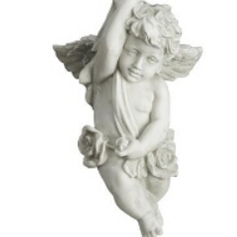 Angel at Play Hanging Sculpture