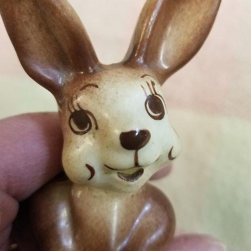 Vintage Happy Little Bunny Rabbit Ceramic