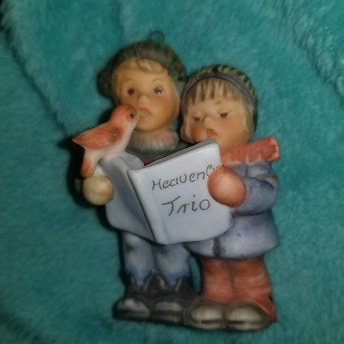 Hummel, Goebel 1997 Ornament Boy & Girl Singers