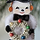 Thumbnail: Holiday CHENILLE SNOWMAN ORNAMENT by BETHANY LOWE