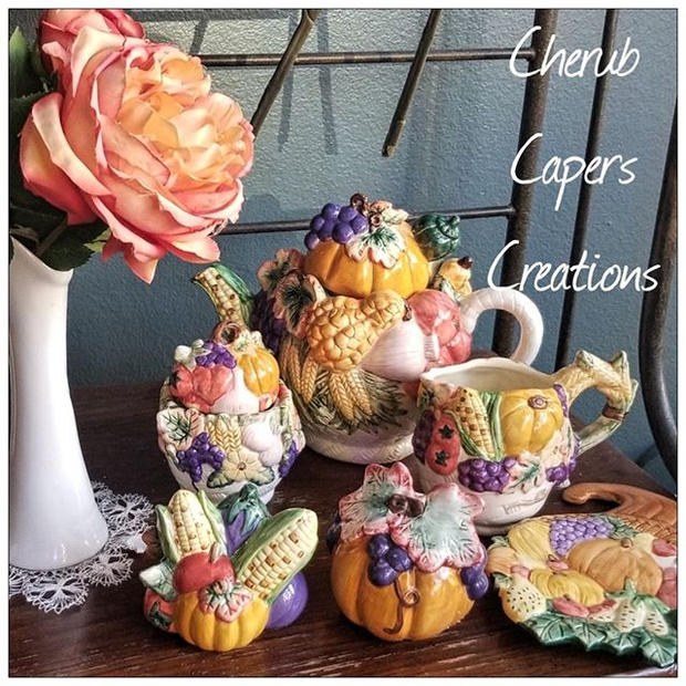 We have some beautiful #autumn #decor at