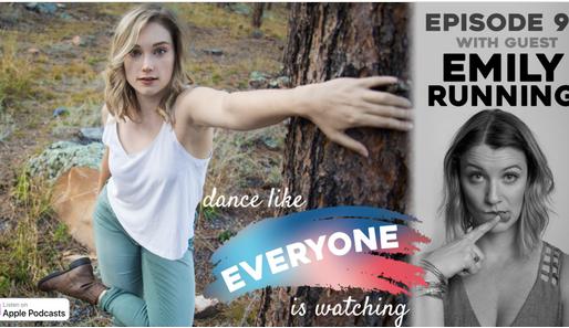 Dance Like Everyone's Watching - Interview