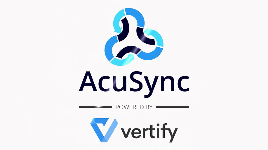 AcuSync Overview