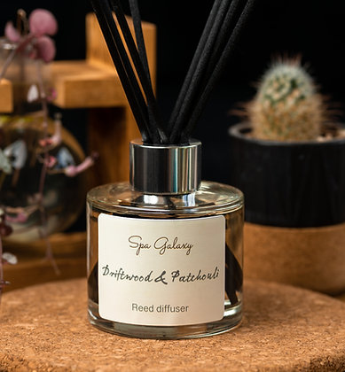 Driftwood & Patchouli Diffuser