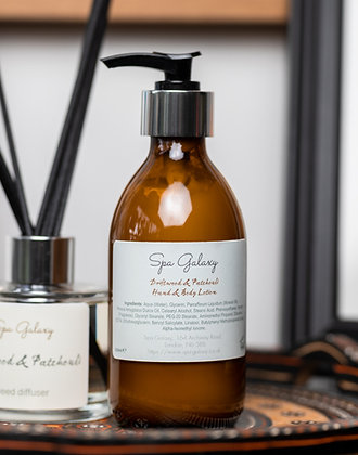 Driftwood & Patchouli Hand & Body Lotion