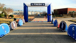 2014 - Miles for Missions 5k