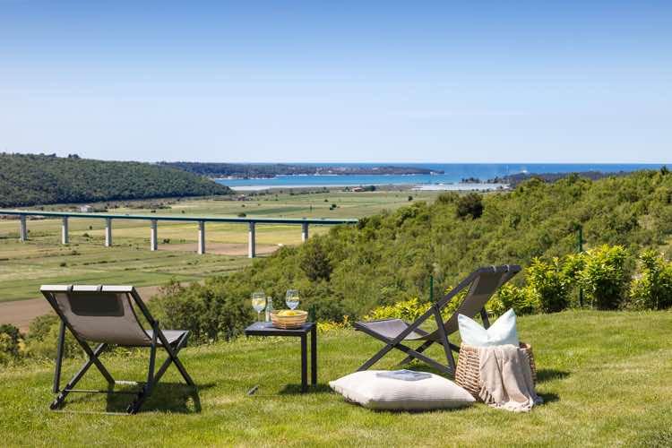 Villa mit unglaublichen Panoramablick