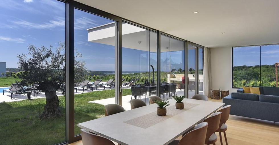 Moderne Villa in Kroatien kaufen