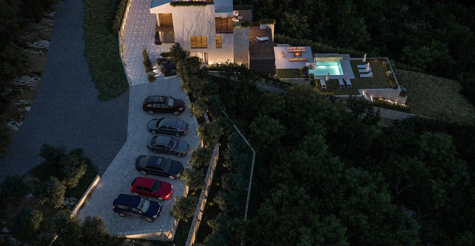 Großes Anwesen zum kaufen bei Opatija